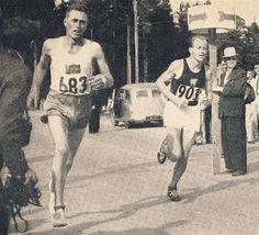 1952 OLYMPIC GAMES HELSINKI, FINLAND JULY 19-AUGUST 3 Performances were much better than in the previous Olympics. Recovery from the stresses and deprivations of the Second World War meant that runners were able to train harder and eat properly. Zatopek, with his triple crown, outshone al...