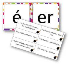 Grammar Activities, Language Activities, Educational Activities, Activities For Kids, French Teacher, Teaching French, Teaching Tools, Teacher Resources, Teachers Corner