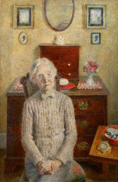 "lastpictureshow:    ""aunt lilla"", dod procter, 1943"