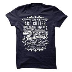 I Am An Arc Cutter - #tshirt projects #hoodie sweatshirts. BUY NOW => https://www.sunfrog.com/LifeStyle/I-Am-An-Arc-Cutter-53623341-Guys.html?68278