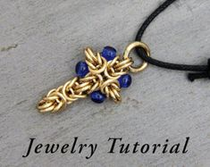 12-1 Japanese Pendant Jewelry Tutorial