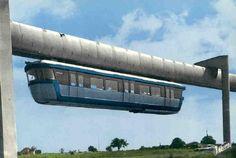 Monorail @ farenheit 451 (SAFEGE)