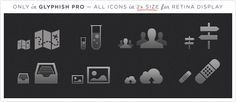 Only in Glyphish Pro: all icons in size for the iPhone Retina Display Mobile App Icon, Mobile Ui, Minimalist Icons, Website Icons, Web Design, Ios Icon, Photoshop, Ui Elements, Weaving