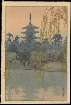 woodblock pond - Google ძებნა