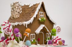 Gingerbread House Cake | Flickr - Photo Sharing!