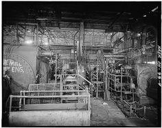 Steam Engine Carnegie Steel Youngstown Ohio