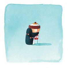 Ilustrações de Oliver Jeffers