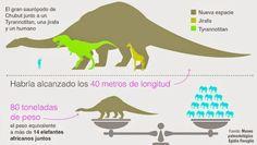 Fundacion Dinosaurios Cyl: Un científico platense en dos grandes hallazgos mundiales sobre dinosaurios