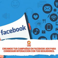 Aprovecha esta gran herramienta para llevar tu página de Facebook a otro nivel!. #EMD #MarketingDigital #Facebook