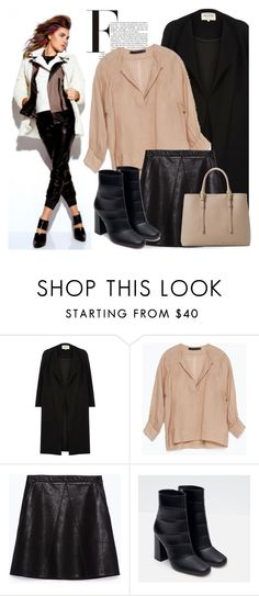 """""""Classy Love"""" by sweet-jolly-looks ❤ liked on Polyvore featuring Forever 21, River Island, Zara, MANGO, Christmas, simple and zara"""