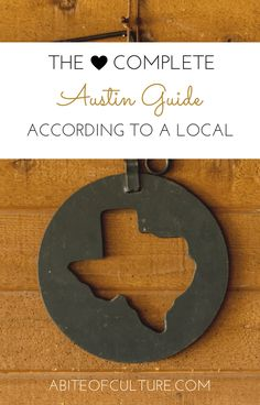 The Complete Austin Guide: According to a Local- An Austin local gave us all the inside tips on what to do, see, eat, drink, and more to make your trip to Texas perfect! Experience Austin like a local.