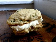 Another sandwich cookie. I'll probably make for the cookies.