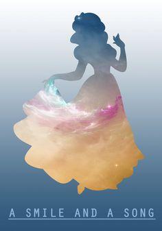 Space Princesses: Snow White