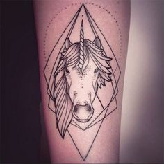 best-unicorn-tattoo