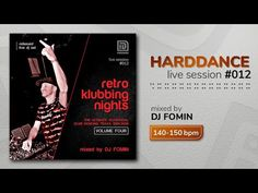 RETRO KLUBBING NIGHTS vol.4 (mixed by DJ FOMIN) :: harddance live session 012 - YouTube Club Dance Music, Dj, Retro, Night, Live, Youtube, Retro Illustration, Youtubers, Youtube Movies