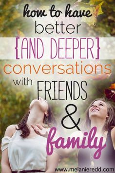 Ever wondered how to have better conversations with those closest to you? This article provides practical tips! Part of the Let's Talk Relationships series. Jesus Christ Quotes, Meaningful Conversations, Can You Help Me, Christian Parenting, Christian Marriage, Man In Love, Powerful Words, Friends Family, Family Life