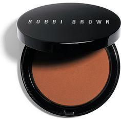 Bobbi Brown Bronzing powder found on Polyvore featuring beauty products, makeup, cheek makeup, cheek bronzer and bobbi brown cosmetics