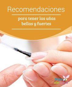 Mascarillas Peel Off, Manicure Y Pedicure, Self Help, Home Remedies, Health And Beauty, Beauty Hacks, Beauty Tips, Hair Care, Hair Beauty