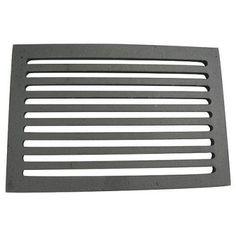 Strend Pro Rošt liatinový 180x130x15 mm