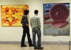 Obra de arte llamada: el caracol
