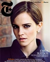 T Magazine - Women's Fall Fashion 2012 Issue. Emma Watson covering. What an insanely gorgeous picture