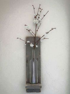 DIY projects with glass bottles