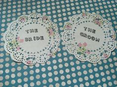 Personalised messages for your guests at kittybelle.co.uk