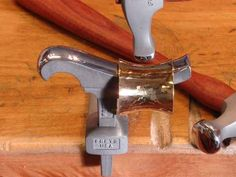 A Tour of Fretz Hammers and Their Uses | The Studio - Jewelry Blog by Rio Grande