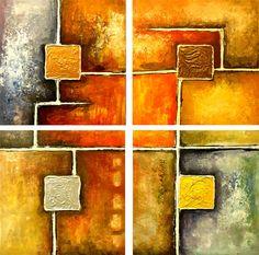 Artwork 1252. size: 60x60cms November 2012
