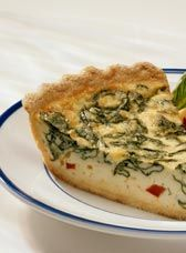 Tarte aux courgettes et au fromage : 15 recettes de tartes salées | FemmesPlus