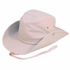 100% Baumwolle Vintage Ultra Stylisch Outback Bush Hat Elfenbein.  Unisex-Fischerhut hohe Qualität Ultra stilvolle traditioneller Outback. 09c7b145ca89