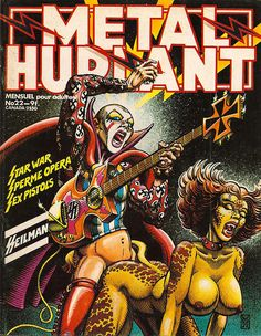 Métal Hurlant #022