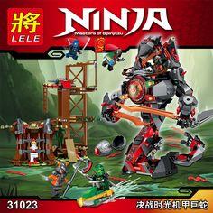 39.99$  Buy now - http://aliyce.shopchina.info/go.php?t=32808608783 - 734PCS NEW Ninjago Series Best Technic Building Blocks Sets Ninjago VS Snake Boss The Time Armor Snake Boys favorite toy present  #buychinaproducts