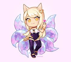 Exquisite Learn To Draw A Realistic Rose Ideas. Creative Learn To Draw A Realistic Rose Ideas. Lol League Of Legends, League Of Legends Characters, Kawaii Chibi, Kawaii Anime, Desenhos League Of Legends, League Of Legends Personajes, Ps Wallpaper, Ahri Lol, Character Art