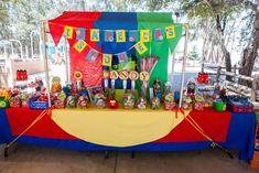 Sesame Street Birthday Party Ideas | Photo 1 of 33