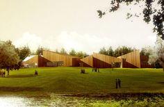 Proposed Serlachius Art Museum Gösta to be a beacon of ...