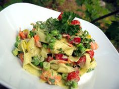 The Sunny Raw Kitchen: Recipe of the Week: Pasta Primavera