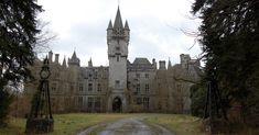 Château Miranda: een spookkasteel in de Ardennen
