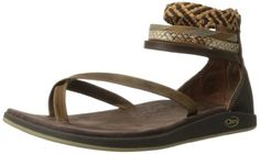 Chaco Women's Dawkins Sandal -  	     	              	Price: $  100.00             	View Available Sizes & Colors (Prices May Vary)        	Buy It Now      The Chaco Dawkines are a stylish sandal with multiple detailed ankle strap. These sandals feature a heel zipper that provides hassle free on and off. These sandals...