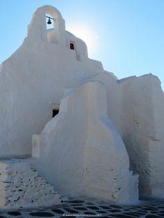 Cyclades - Mykonos - église paraportiani
