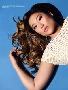 Jenna Ushkowitz for Regard Magazine April 2014