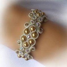 Bransoleta+Ślubna+Marokol+sutasz+w+Nora+Art++Artistic+Jewelry+na+DaWanda.com