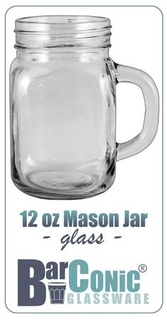 Mason Jars for rehearsal dinner and pre-ceremony drinks. $30 for a case of 48