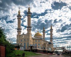 Ekazhevo mosque Ingushetia North Caucasus islam muslims