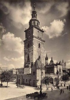 Germany And Prussia, Krakow Poland, Planet Earth, Old Photos, Old Things, Journey, Building, Travel, Photographs