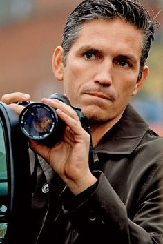 Jim Caviezel in Person of Interest.