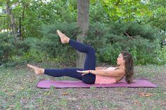 Cviky na spevnenie tela. Health Fitness, Workout, Sports, Funguje To, Fashion, Per Diem, Hs Sports, Moda, Work Outs
