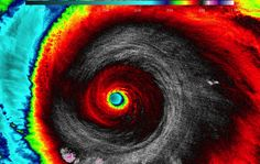 Hurricane Patricia is currently churning in the eastern Pacific Ocean, and weather forecasters are calling it the strongest hurricane ever recorded in the Western Hemisphere. How big can tropical cyclones get?