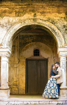 Pre wedding shoot held at old fort Pre Wedding Poses, Pre Wedding Shoot Ideas, Wedding Couple Poses Photography, Wedding Couple Photos, Indian Wedding Photography, Couple Shoot, Wedding Pics, Wedding Couples, Wedding Venues