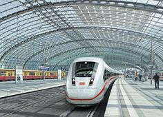 Siemens ICx is a next generation high-speed train designed for Deutsche Bahn, Germany. Image courtesy of Siemens